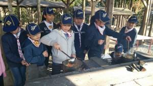 春キャンプ一日目_9206